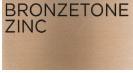 bronzetone-zinc