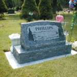 Headstone sample 4