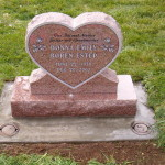 Headstone sample 3