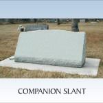 Companion slant marker